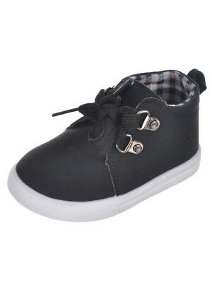"Tendertoes Baby Boys' ""Midnight"" Sneaker Booties"