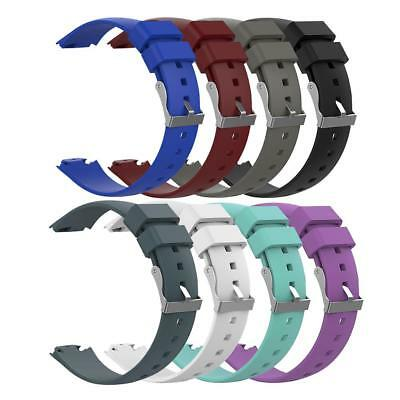 Soft Silicone Replacement Colorful Sport Watch Band Strap for ASUS Zenwatch 3