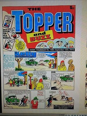 The Topper Comic 120 issues 1975-1979 on DVD (2)