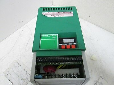 53-F SECO  Variable Frequency Inverter Model CDL03 - 3 HP