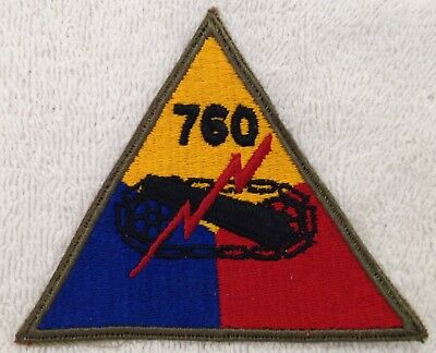760th Tank Battalion