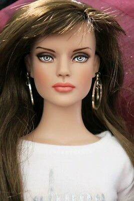 OOAK Sydney Chase Model Party Repaint LEAH by Vanessa/Star Studio Tonner NUDE