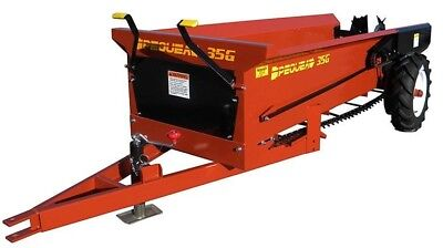 Pequea 35G Ground Drive Manure Spreader *Made in USA
