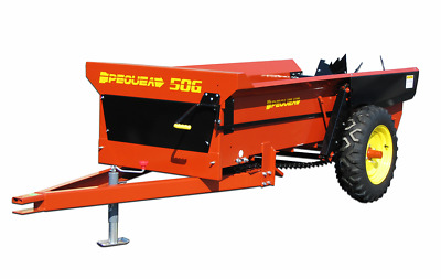 Pequea 50G Ground Drive Spreader *Made in USA
