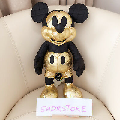 NWT Mickey Mouse Memories August Plush Disney Store authentic Limited