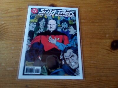 Star Trek The Next Generation Portfolio Prints Series Two Comic Book Card 80
