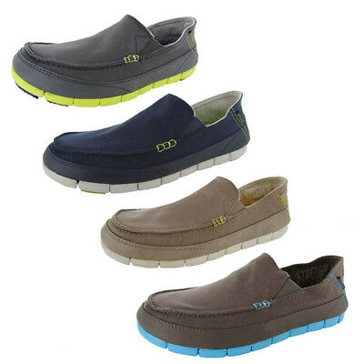 a866be255310 CROCS MENS STRETCH Sole Slip On Loafer Shoes -  39.99