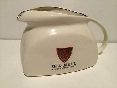 Old Mull Finest Scotch Whisky Water Jug