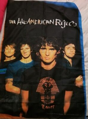 The All American Rejects Cloth Poster