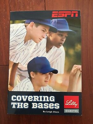 Covering The Bases ESPN Book by Leigh Olsen