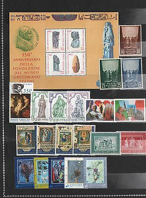 Italy Vatican Lot Of Stamps #18  Mnh