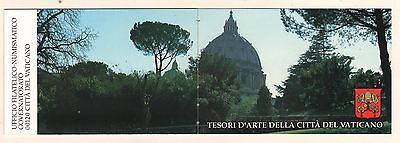 Italy 1993 Complete Booklet 929A  Mnh