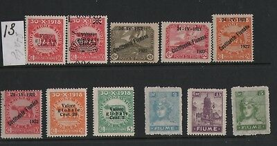 Italy Lo Of Old Stamps #1S