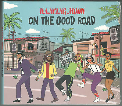 Dancing Mood On The Good Road Sealed Cd New