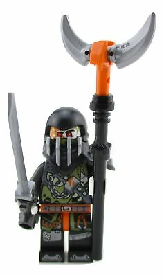 Lego Ninjago Muzzle Dragon Hunter Minifigure 70652 Hunted Mini Fig