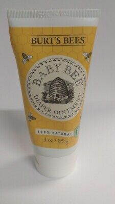 Burt's Bees Baby Bee 100% Natural Diaper Ointment 3 oz