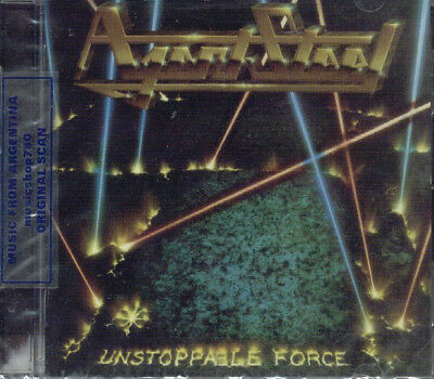 Agent Steel Unstoppable Force Sealed Cd New