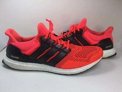 bc79f283f ADIDAS ULTRA BOOST 1.0 Solar Red VNDS 14 -  400.00