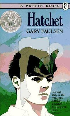 Hatchet: With Related Readings by Paulsen, Gary