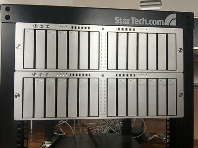 AppleXServeRAIDArray x2 Extra New Drives and Controllers+ MORE