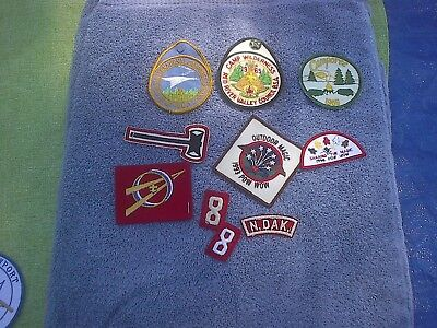 vintage Boy Scout patches  Camporee patch lot all different