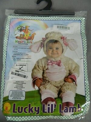 Rubie's Costume Co Baby Lucky Lil' Lamb Costume 0-6 Months