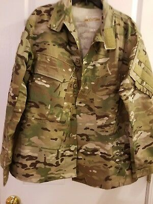 NWT * Crye Precision G3 Field Shirt * MED SHORT * Multicam Camo * APR-FSE-02-MDS