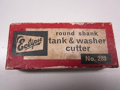 Vintage Eclipse Tank & Washer Cutter No.283