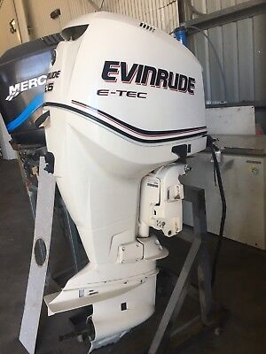 Evinrude Etec 225 Hp Can Freight Australia Wide