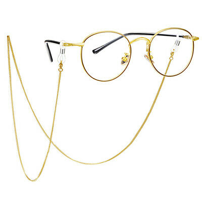 Eyeglass Reading Spectacles Sunglasses Glasses Cord Holder Necklace Chain Strap