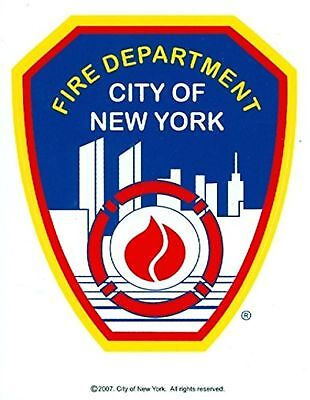 FDNY Seal Decal