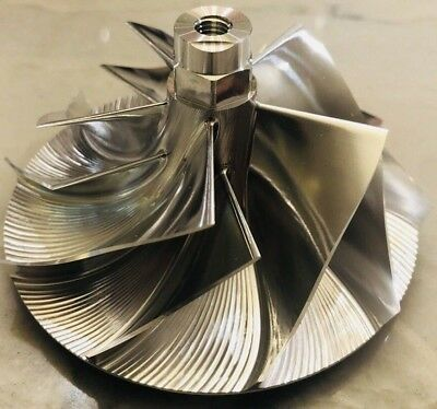 Wicked Wheel 2 Billet Turbo Compressor Wheel Ford Powerstroke Diesel 7.3L 94-03