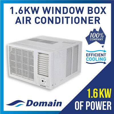 New Domain 1.6Kw Window Wall Box Refrigerated Cooling Air Conditioner