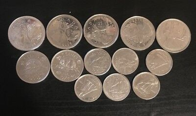 canadian coins lot