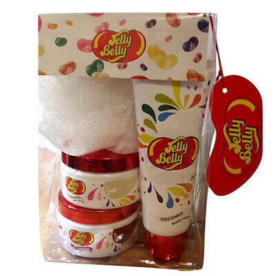 NEW Jelly Bean Body Wash Body Butters and Body Polisher