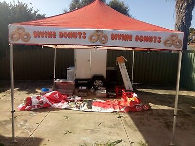***Mobile Donut/Beverage Business Ready to earn $$$***
