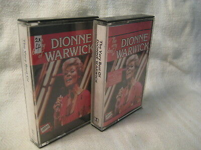 2 MC - Dionne Warwick: Very Best Of - 1972 UK