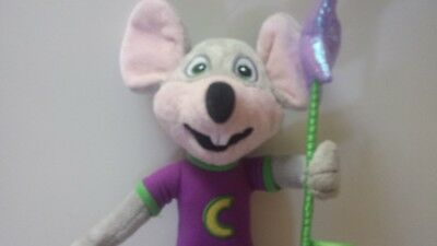 "NEW FOR 2018""Let""s Celebrate"" Fun Chuck E Cheese Limited Edition Soft Plush Doll"