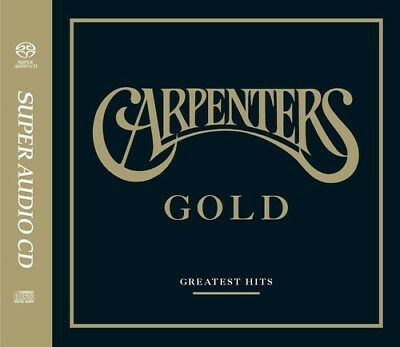 The Carpenters - Gold: Greatest Hits [New SACD] Hybrid SACD, Asia - Import