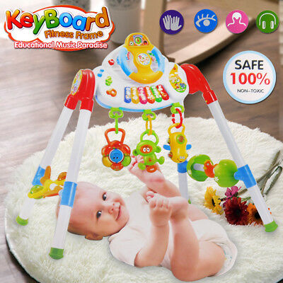 Musical Baby Activity Play Centre Toddler Gym Walking Early Learning Educational