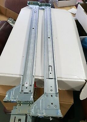 Dell Poweredge R910 Rails - Left and Right original Dell Rails KIT W647K D157M