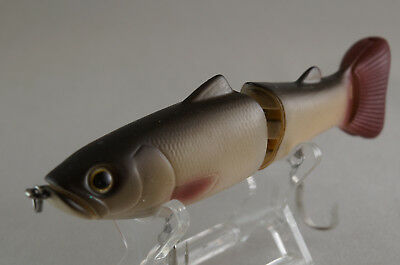deps slide swimmer 115mm shudder tail Used Excellent Fishing Lure   (1287