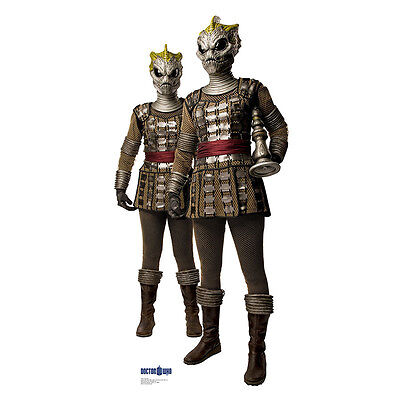 SILURIANS Doctor Who Dr. Who Lifesize CARDBOARD CUTOUT Standup Standee FREE SHIP
