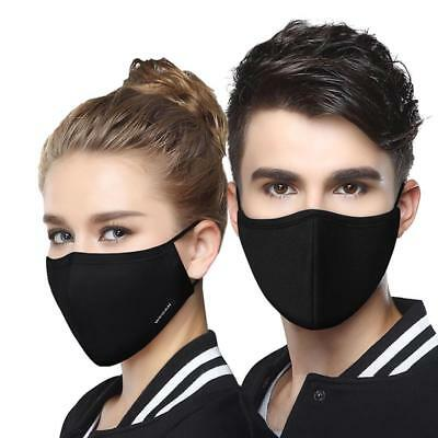 Dust-proof Cotton Adjustable Mouth Mask Mask Activated Carbon Filter Windproof
