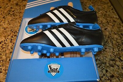 05fa1c8e7bb98 ADIDAS WORLD CUP 1966 Limited Edition Soccer Cleats Football Boots Glitch  New