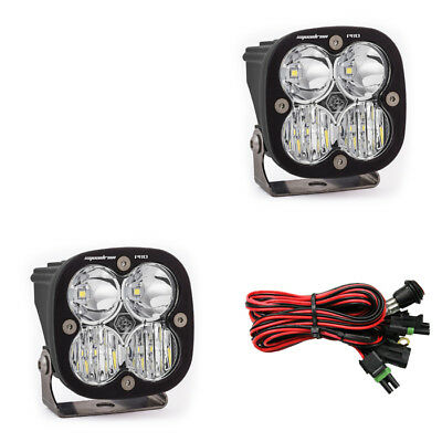 Baja Designs Squadron Pro Led Lights Adventure Motorcycle Kit