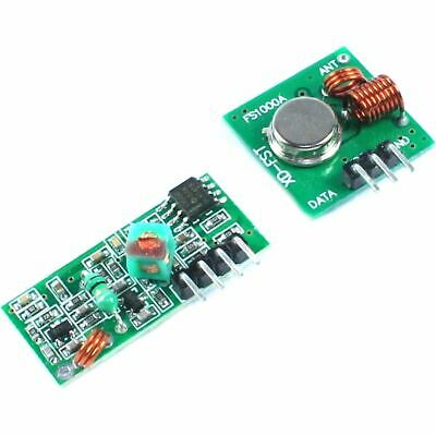 MX-FS-03V MX-05 433MHz Wireless Transmitter Receiver Arduino Flux Workshop