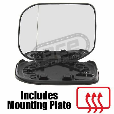 RHS,2009 to Wing Miror With Base Plate For Honda Accord,Heated Silver Aspheric