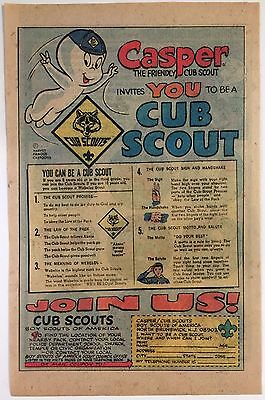 1979 Casper the Friendly Cub Scout Ad