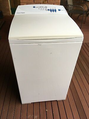 Fisher Paykel MW512 Washing Machine